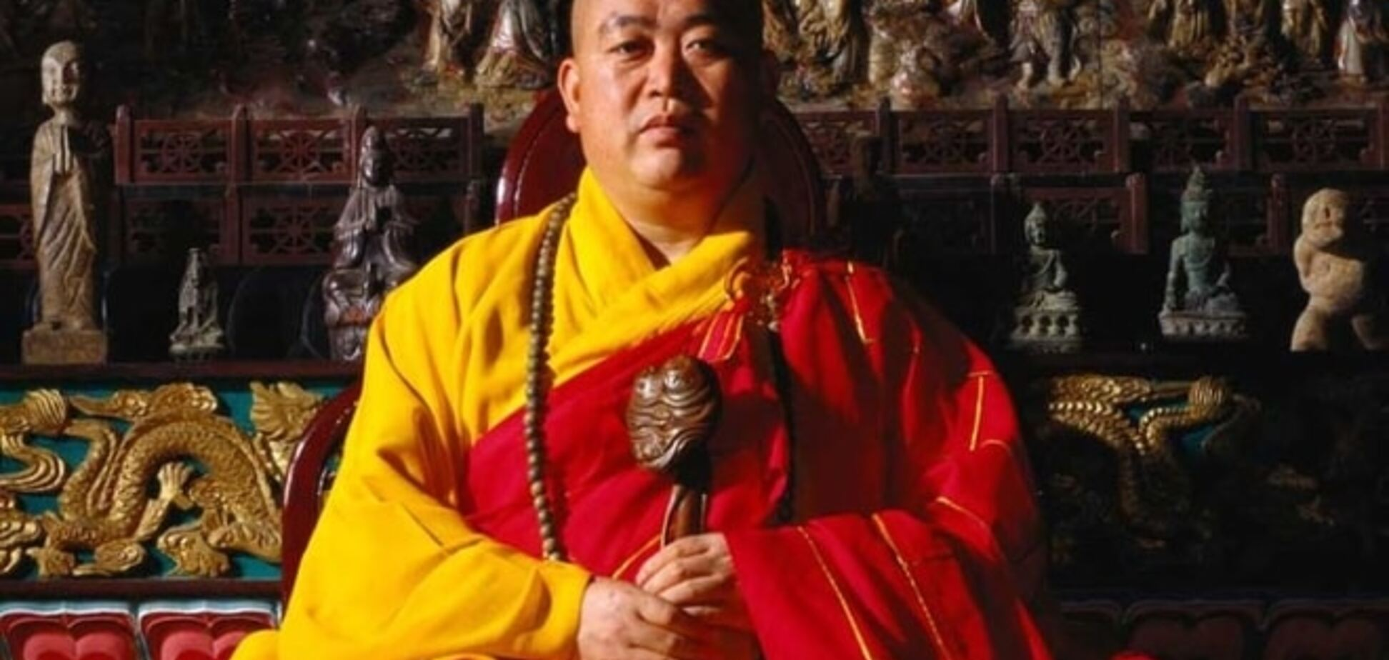 Настоятеля Шаолиньского монастыря обвинили в разврате и коррупции