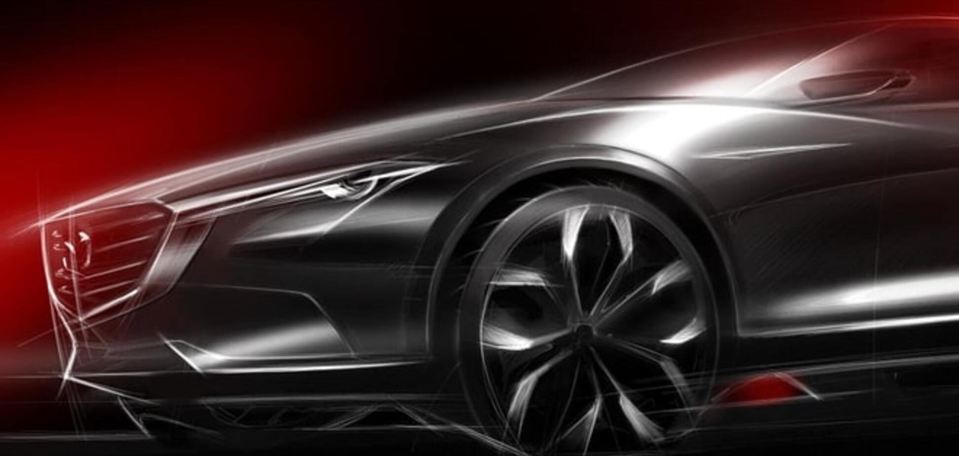 Mazda привезет во Франкфурт конкурента BMW X4