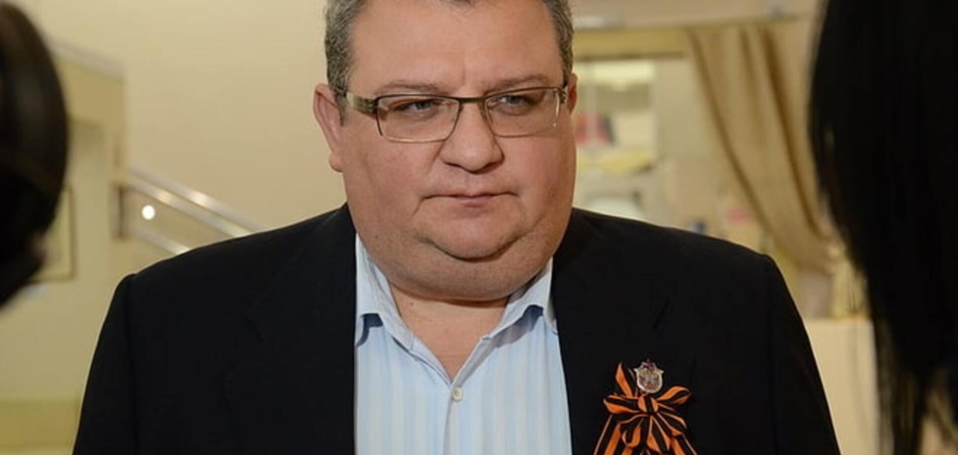'Кабинетной амебе' на посту мэра Донецка присвоили награды 'ДНР'