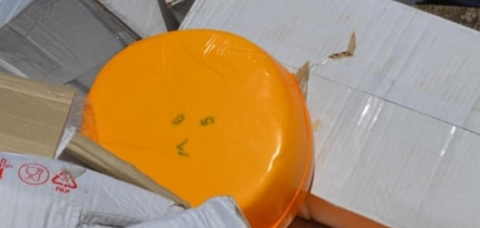 Сыр под прикрытием: в России уничтожили свои же продукты