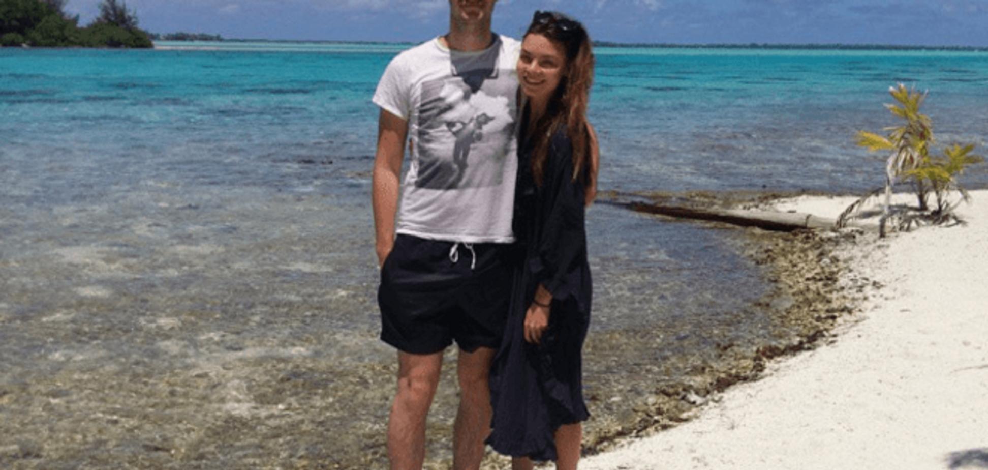 Звезда 'Гарри Поттера' стала невестой сына основателя Playboy