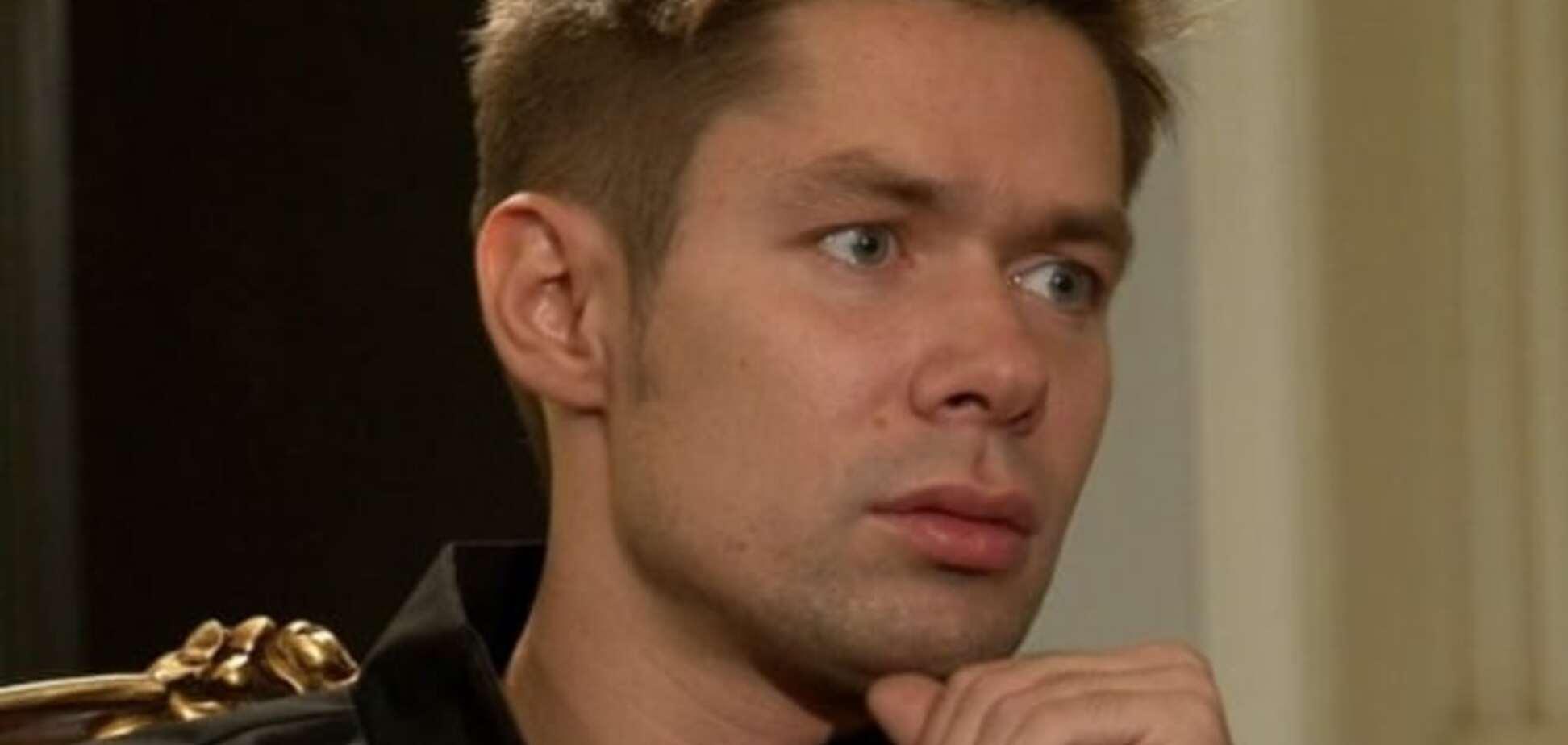 В Украину не пустили российского певца Стаса Пьеху