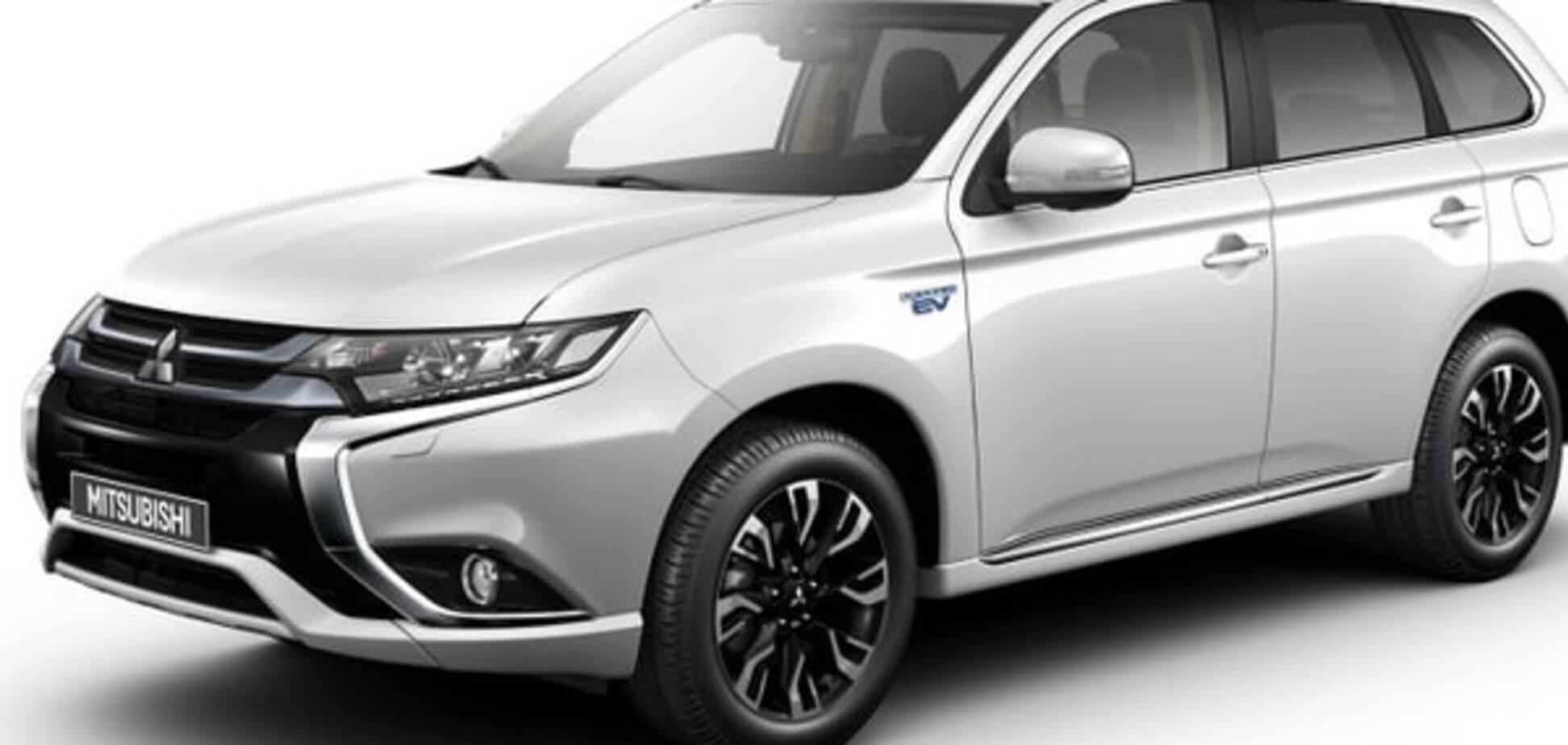 Обновленный Mitsubishi Outlander PHEV может заменить электростанцию