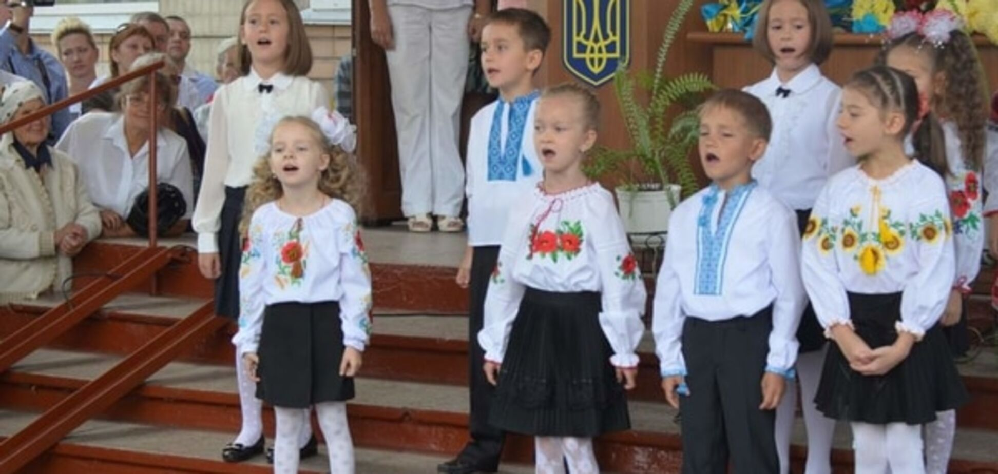 День знань: Квіт розповів, скільки дітей підуть у перший клас