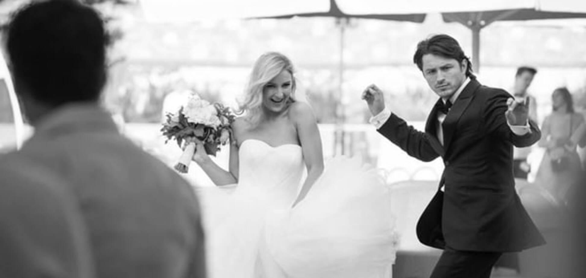 Повернувся: Притула розповів подробиці весільної подорожі