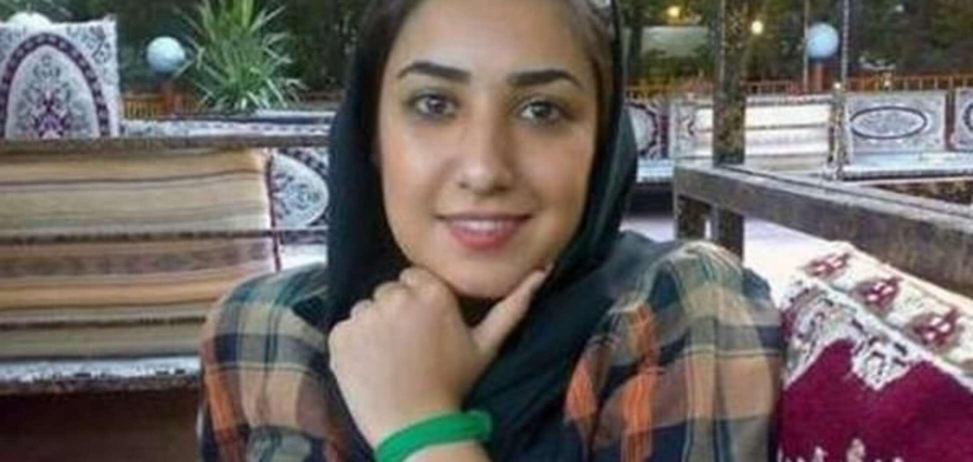 В Иране девушку осудят на 12 лет за рукопожатие с мужчиной