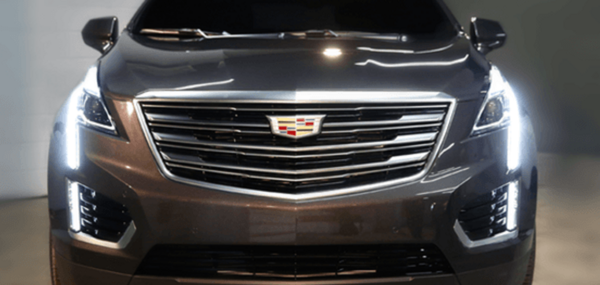 Cadillac приоткрыл тайну, показав новый SRX: фото модели