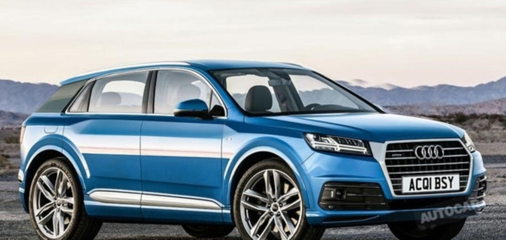 Audi удивила Европу ценой на новый кроссовер Q1