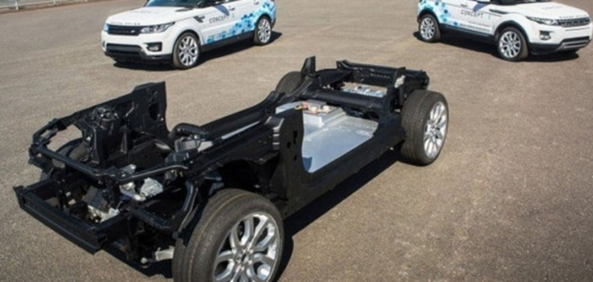 Минимум бензина, максимум электричества: Jaguar Land Rover уходит в гибриды