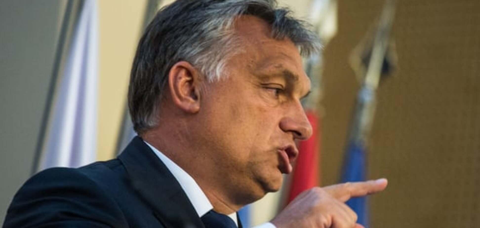 Премьер Венгрии потребовал от мигрантов убраться из Европы