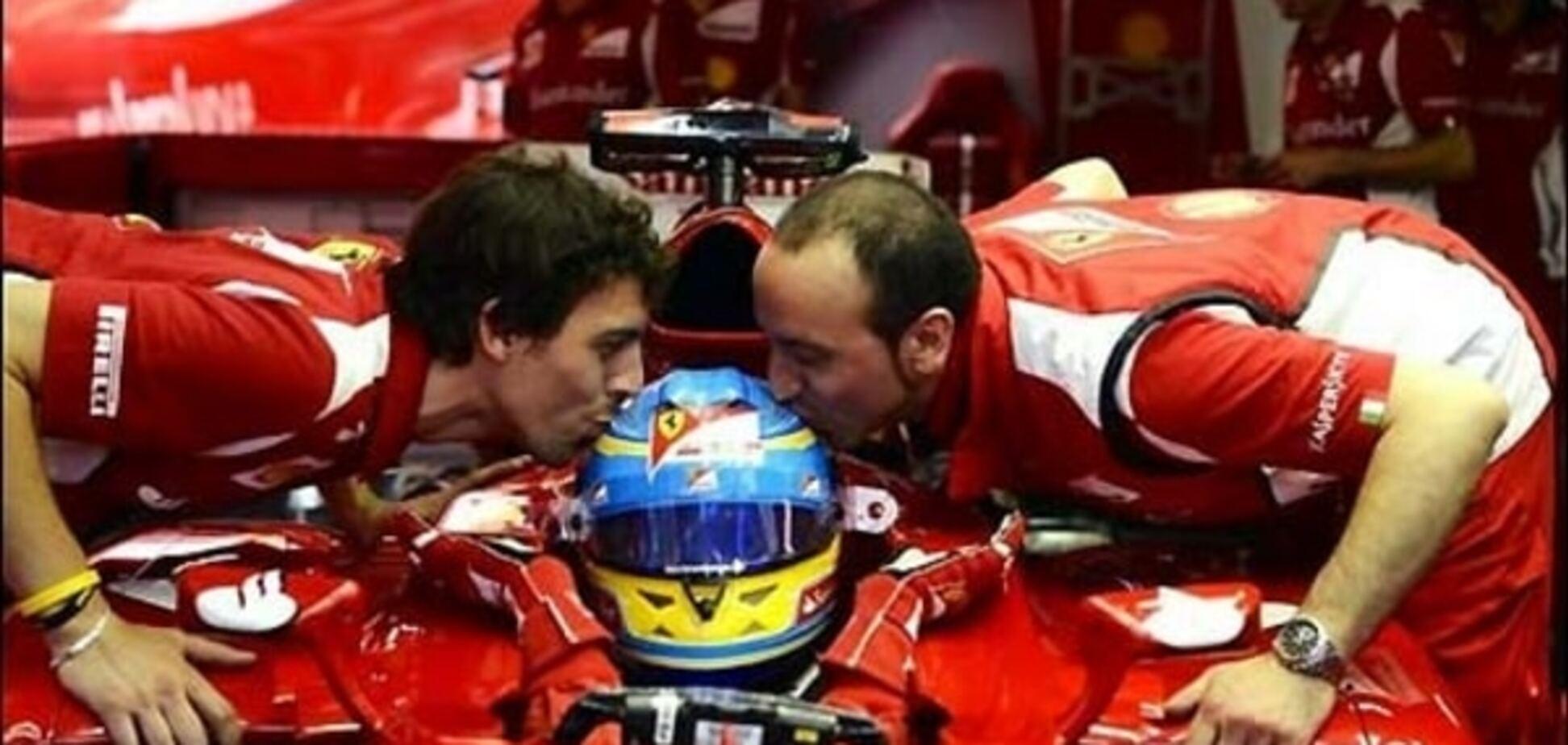 В Ferrari сделали из двукратного чемпиона мира козла отпущения