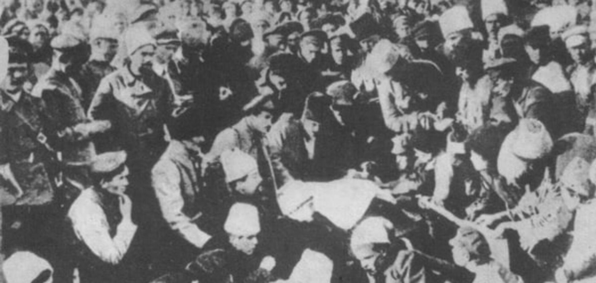 Луганські повстанці проти комуни, 1921 рік. Отаман Каменюка