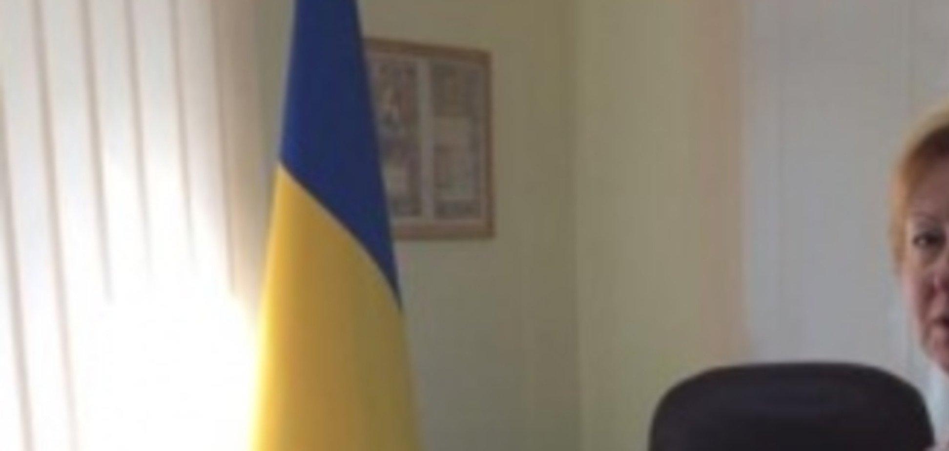 Журналисты 'поймали' разыскиваемую Ульянченко: фотофакт