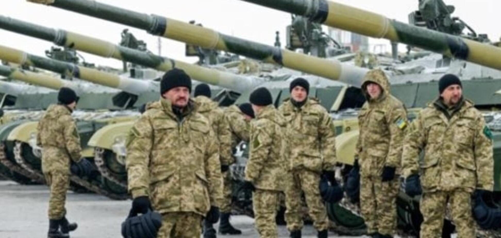 Стало известно, на что Минобороны Украины потратит рекордный бюджет в 2016 году