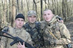 За погибшего в ДТП на Днепропетровщине бойца 'Правого сектора' террористы 'ДНР' обещали награду