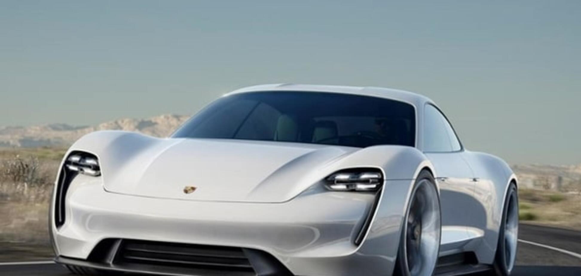 Франкфуртский автосалон: Porsche представил агрессивный суперкар