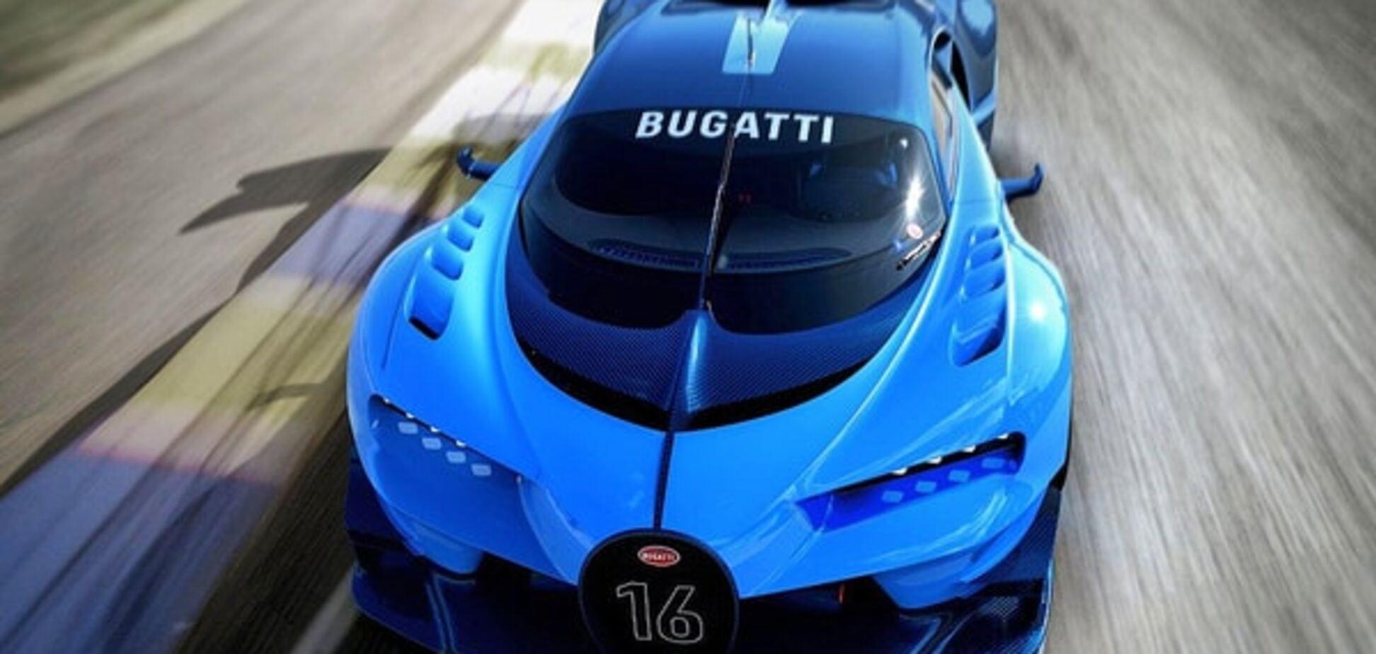 Франкфуртский автосалон: гиперкар из игры Gran Turismo 6 воплотился в реальности
