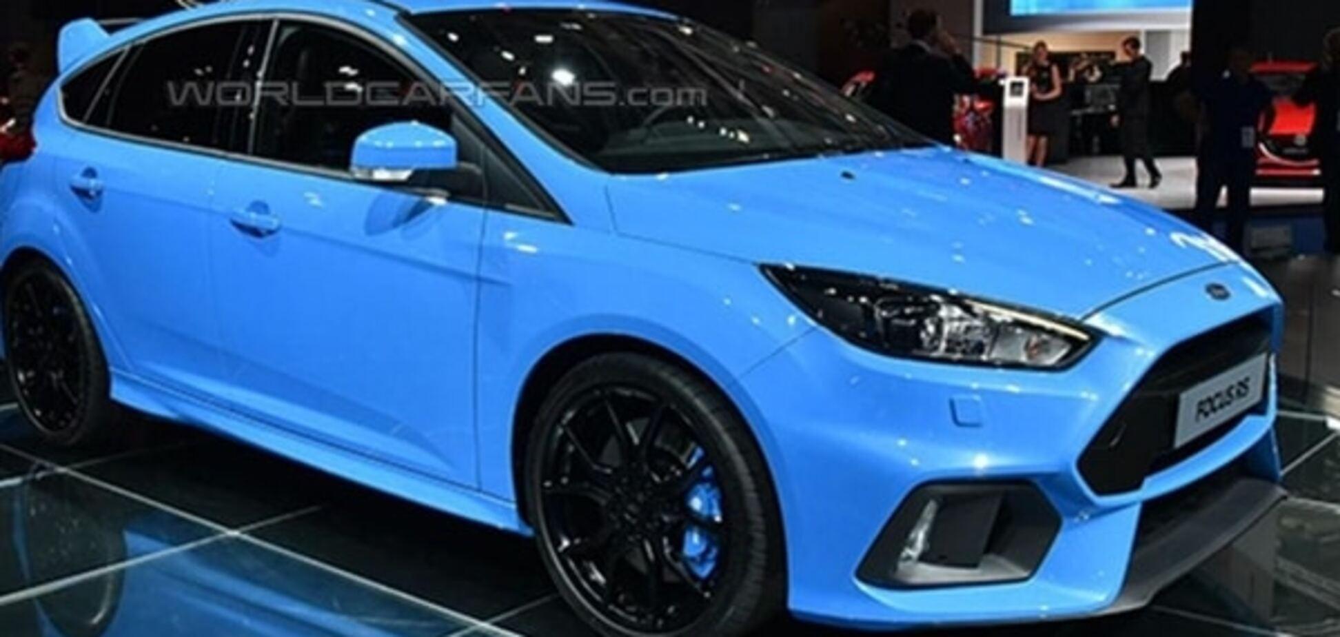 Франкфуртский автосалон: Ford огласил характеристики своей самой быстрой модели