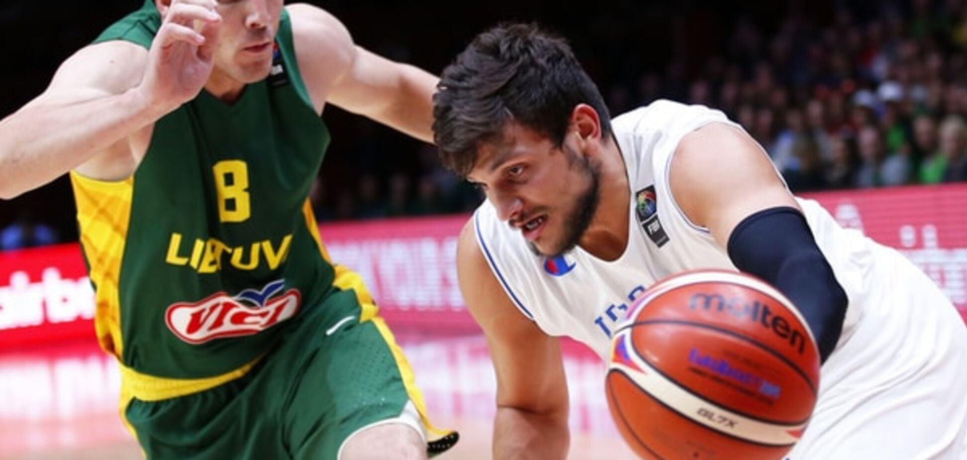 Евробаскет-2015. Литва в овертайме пробилась в полуфинал