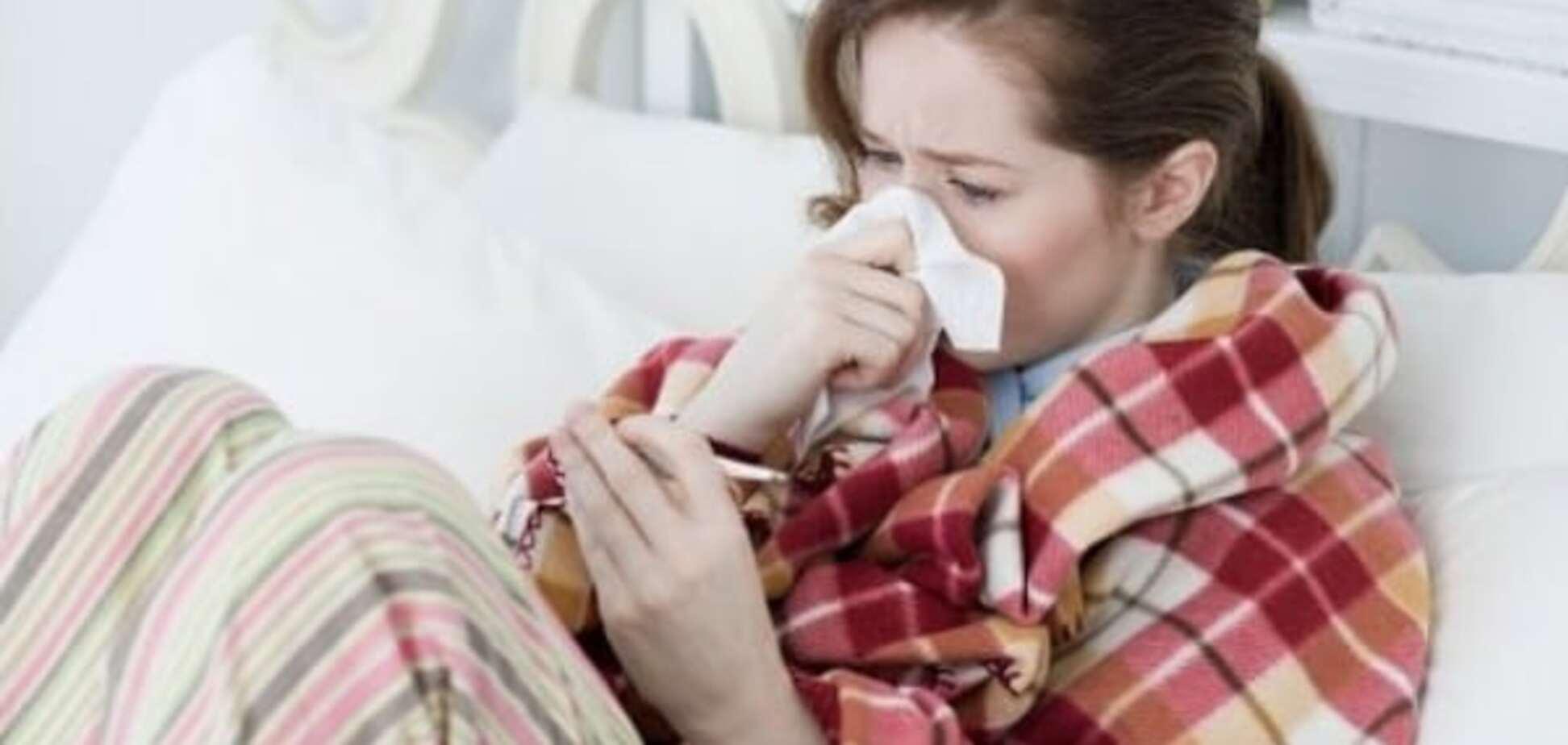 Неизвестная болезнь, похожая на грипп, 'косит' украинцев: симптомы