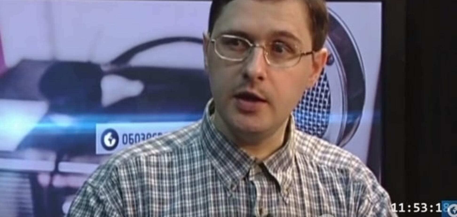 Украинские хакеры заблокировали более 100 сайтов ФСБ и террористов