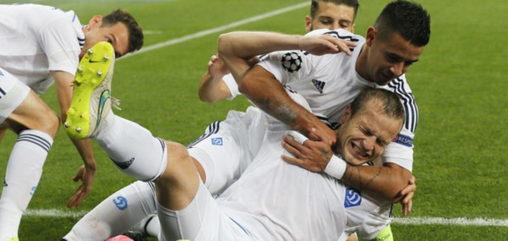 'Динамо' феєрично вирвало нічию з 'Порту' в Лізі чемпіонів