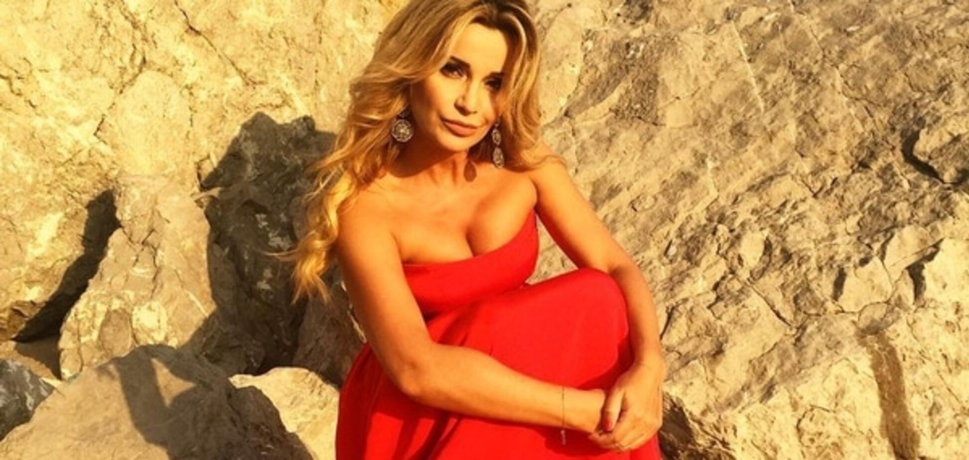 Ольга Орлова оправдалась за отдых в Крыму: никто из нас не хочет войны
