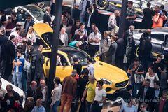 Франкфуртский автосалон: самые яркие новинки
