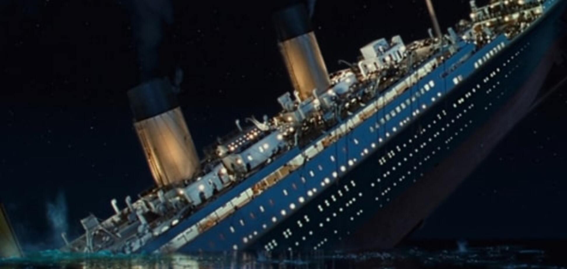 Маг назвав справжню причину загибелі 'Титаніка'