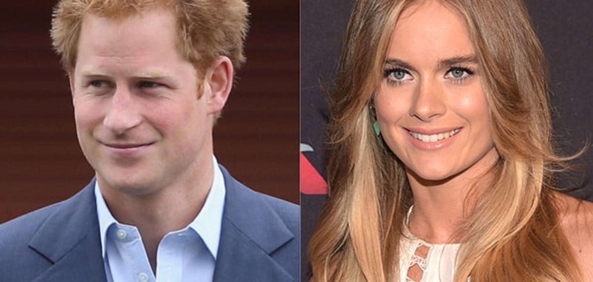 Принц Гарри отметил день рождения в пабе со своей бывшей девушкой