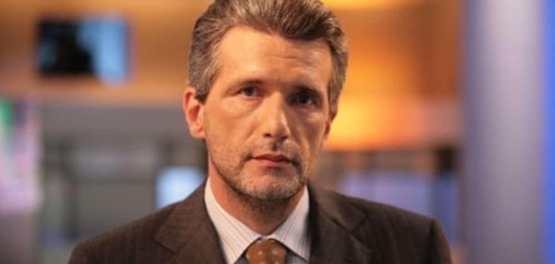 Известный украинский журналист посетил оккупированный Донецк