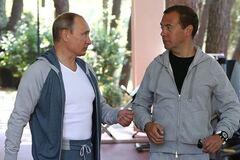 Кушанашвили: Медведев умеет быть только Чебурашкой