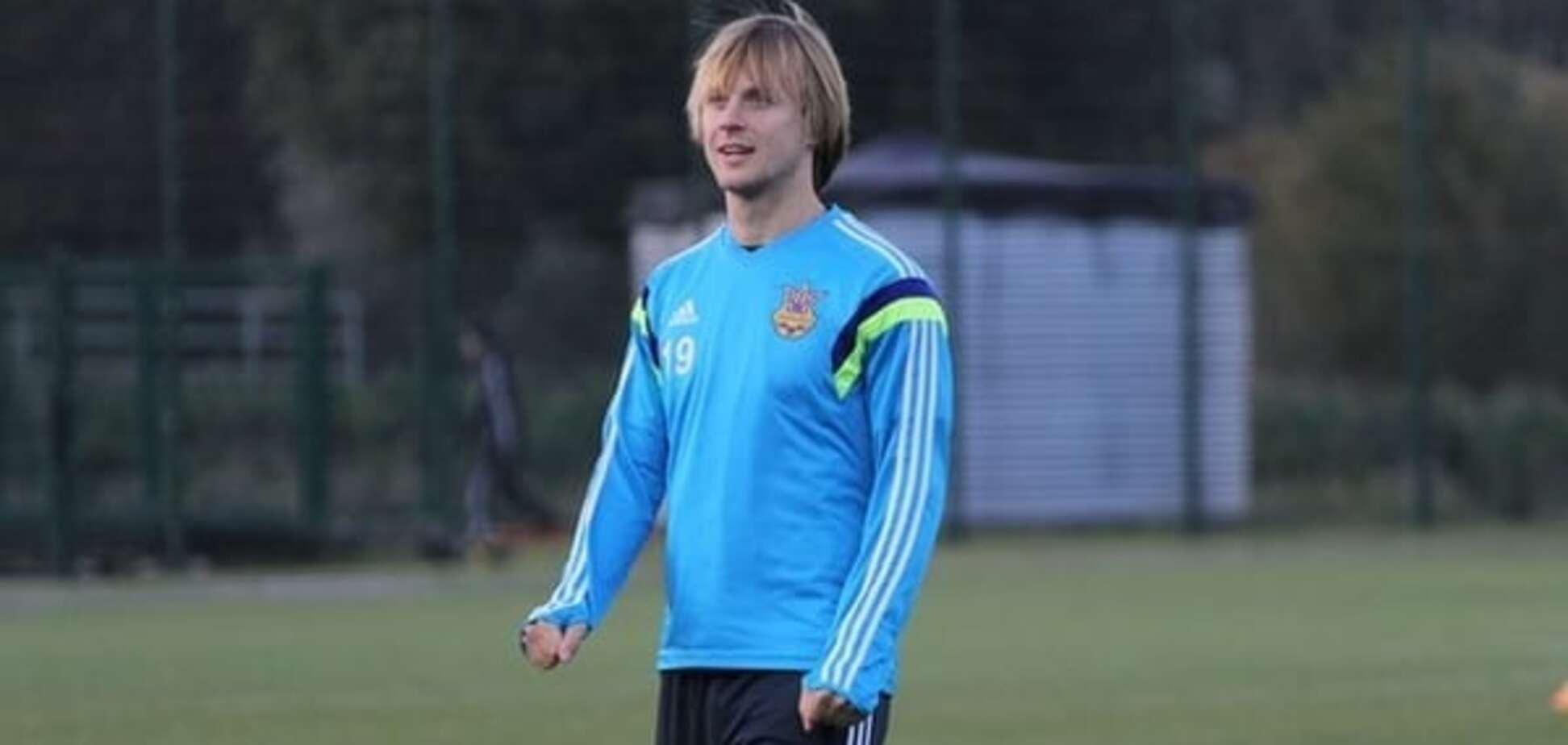 Полузащитник сборной Украины сенсационно разорвал контракт и остался без клуба