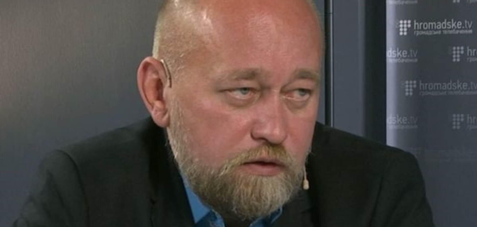 Рубан оправдался перед пользователями: не читайте советских газет
