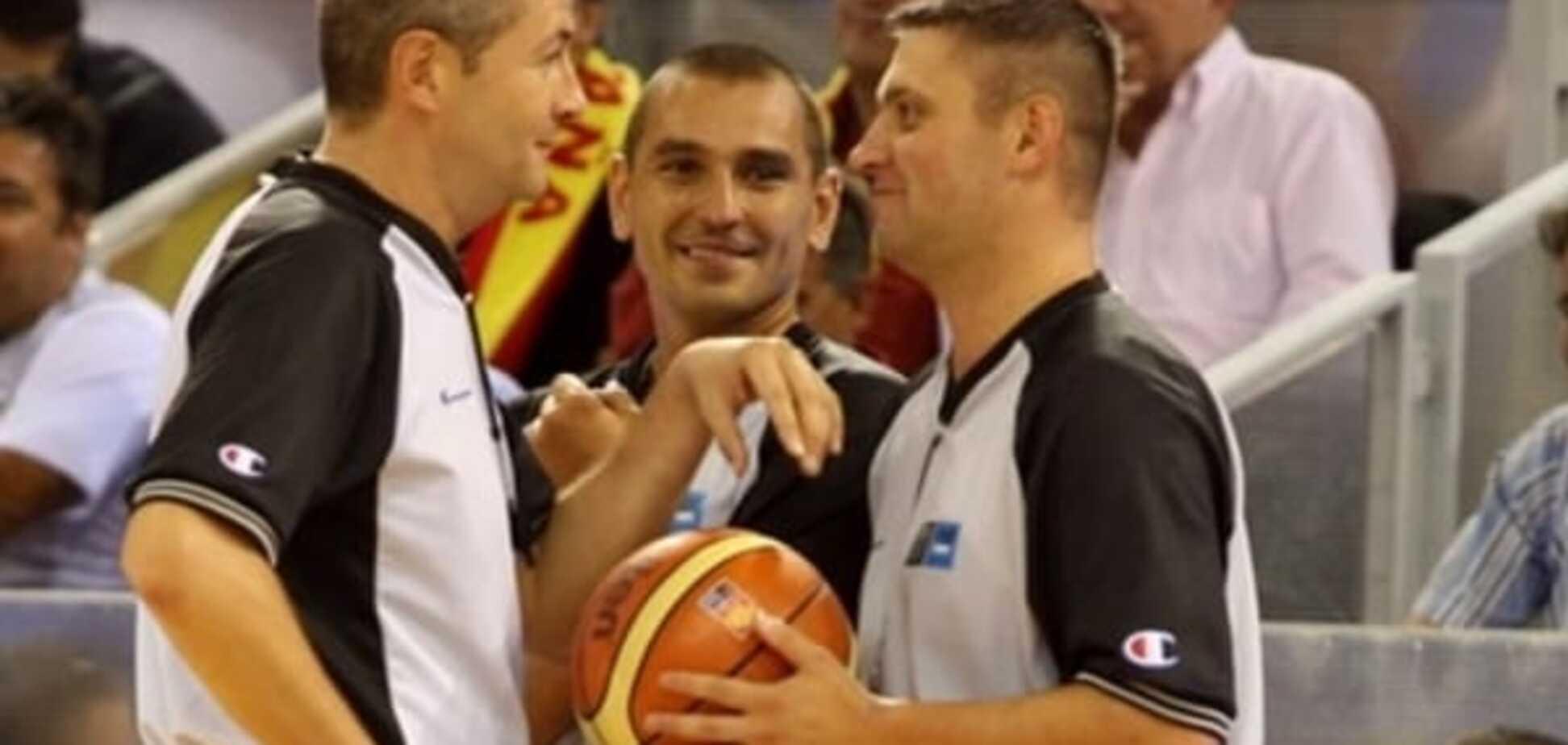Украинец будет судить финал чемпионата Европы