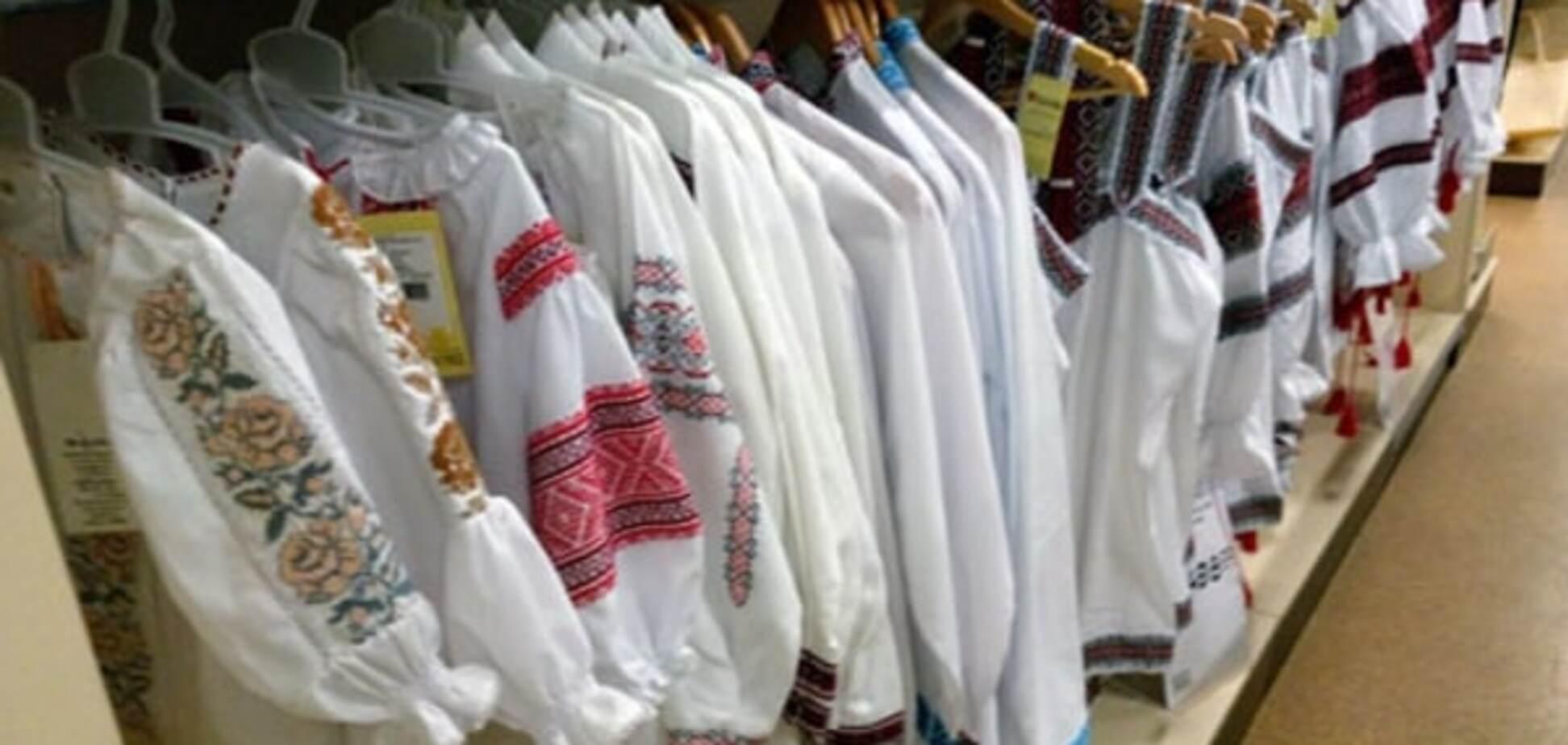 В оккупированном Донецке по акции продают вышиванки: опубликованы фото