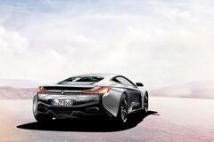 BMW и McLaren выпустят суперкар: фото модели