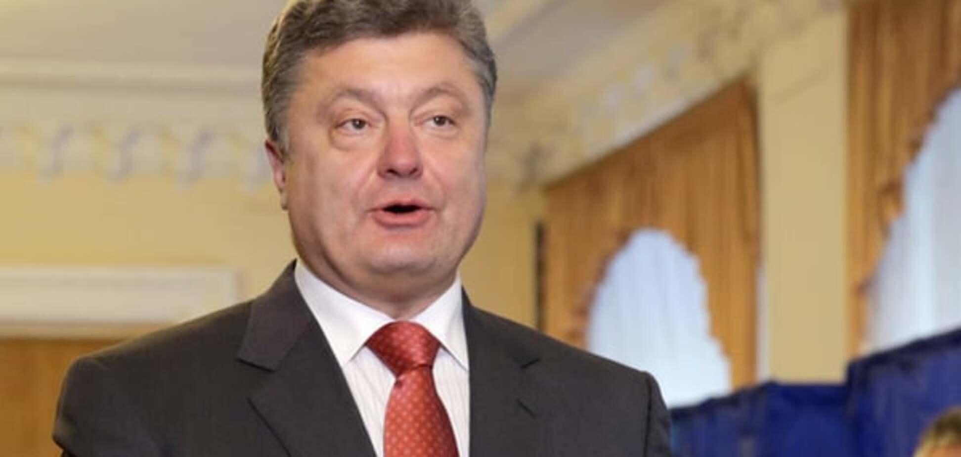 Кума Порошенко рассказала, как Президент отпразднует 50-летие и какие подарки он любит