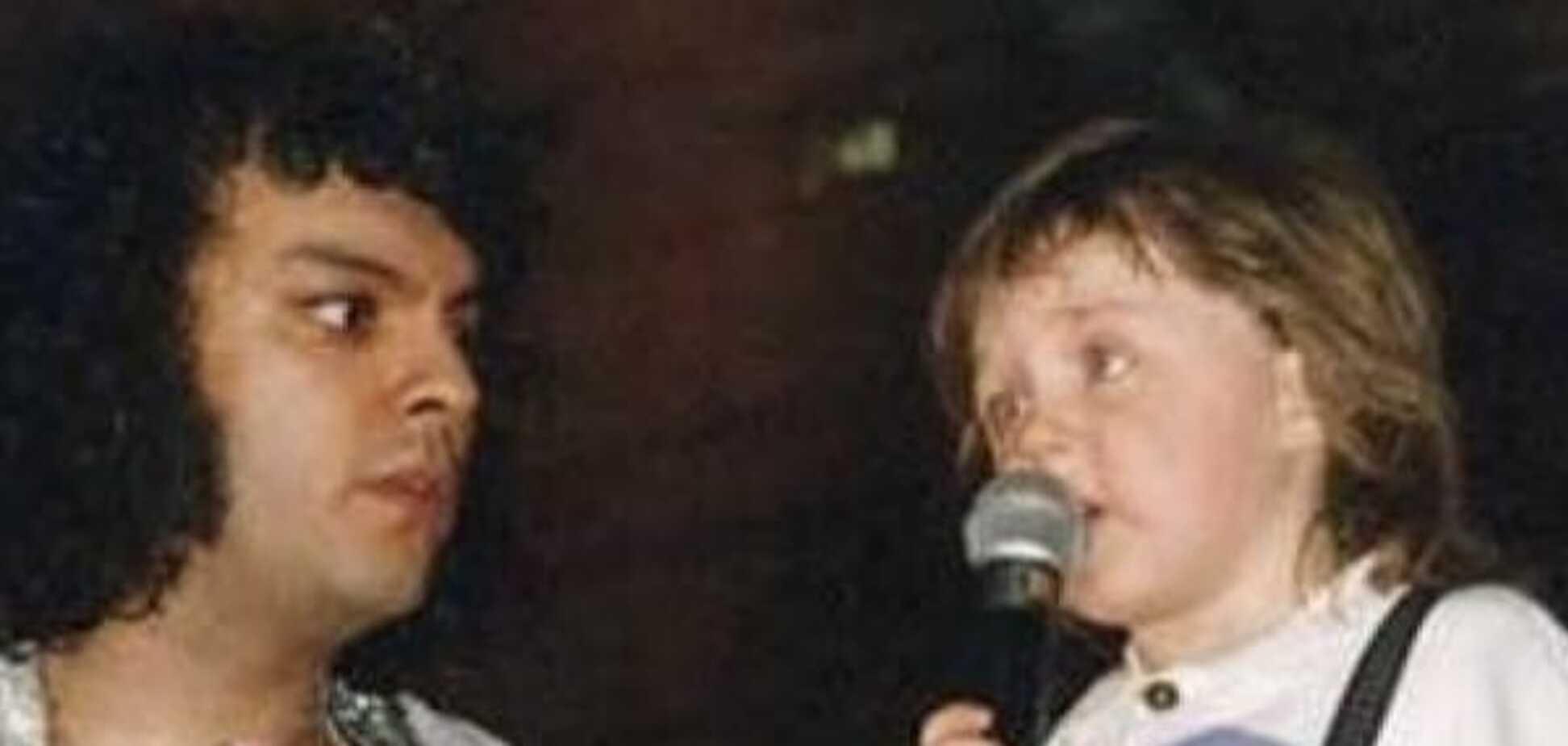 Киркоров и Агутин вернулись в лихие 90-ые годы: фотофакт