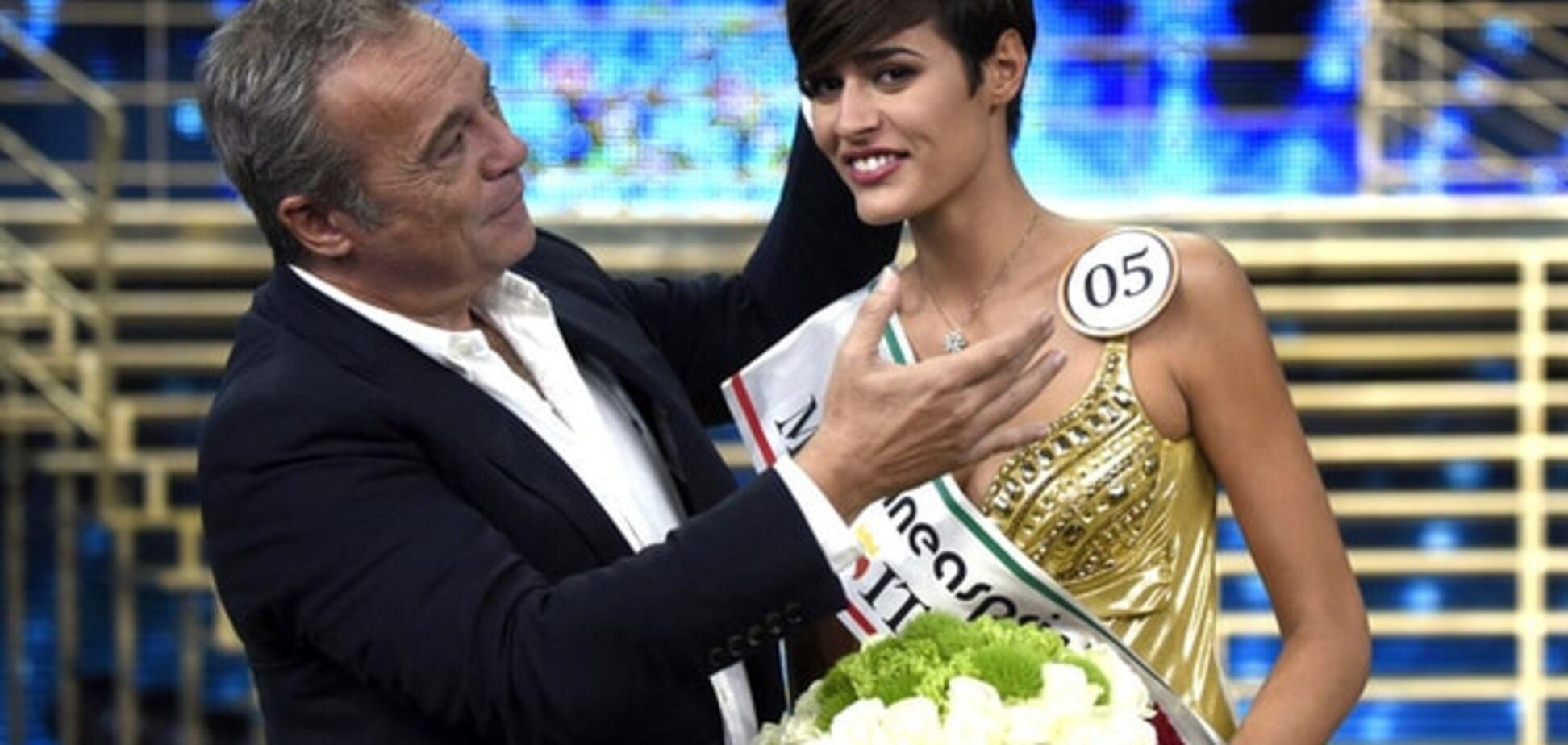 Новоиспеченная 'Мисс Италия 2015' ошарашила заявлением о Второй мировой войне