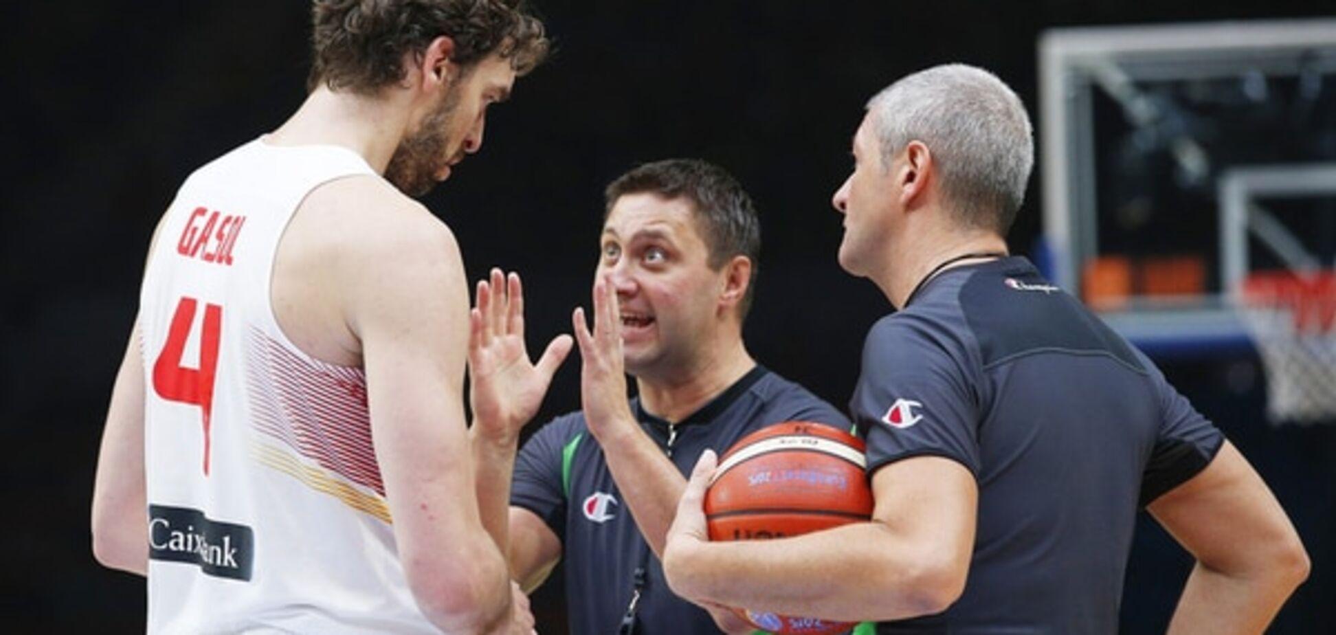 Болельщики на чемпионате Европы давили на нас – украинский арбитр