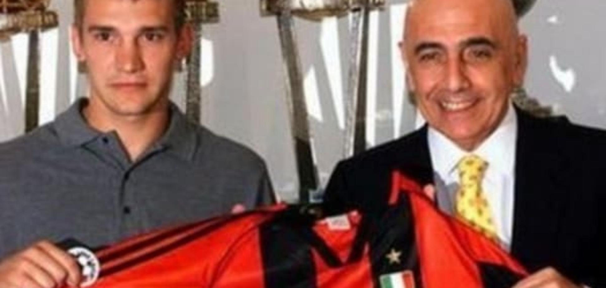 'Милан' следил за Шевой два года. Топ-5 главных секретов футбольных трансферов