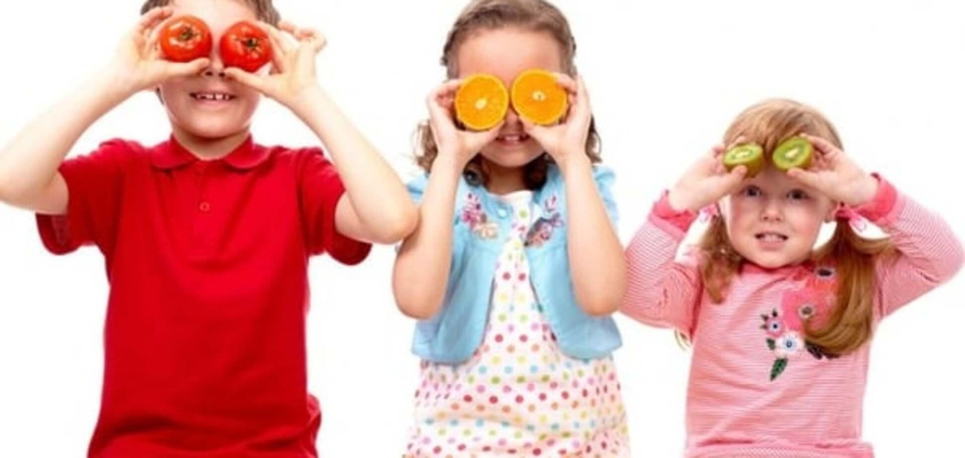 Офтальмолог назвала суперполезный продукт для здоровья детских глаз