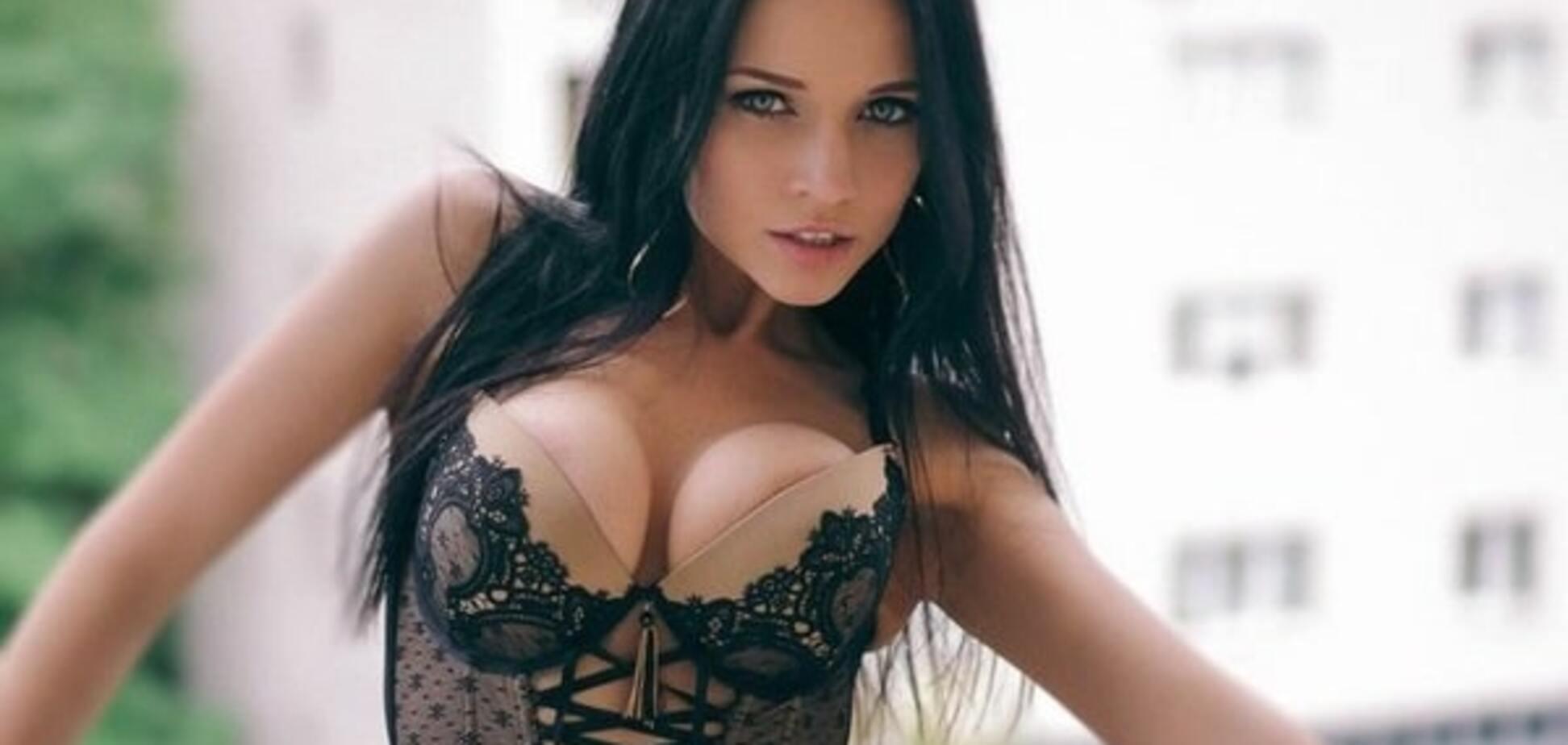 Сексуальная модель готова раздеться ради сборной Украины: фото красотки