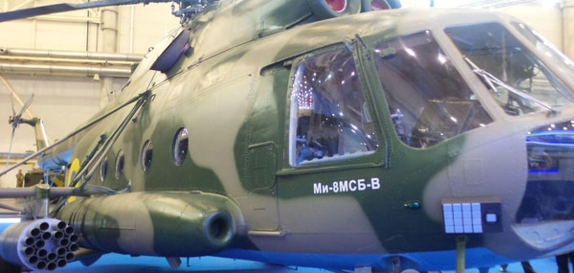 Новітня зброя України: захист від 'Ігл' і ударні вертольоти з ракетами НАТО