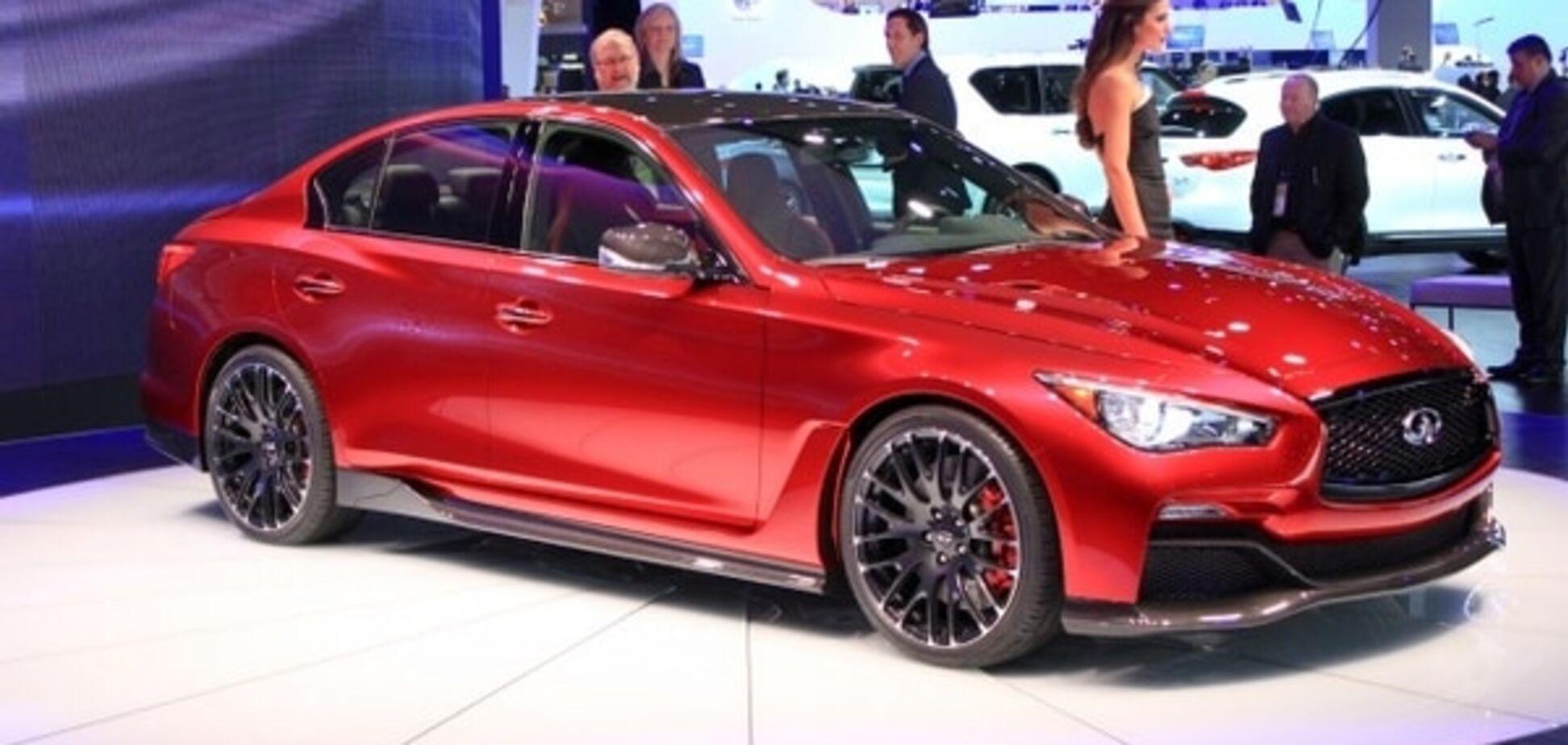 Infiniti отказался от новых автомобилей из-за конкуренции с Mercedes