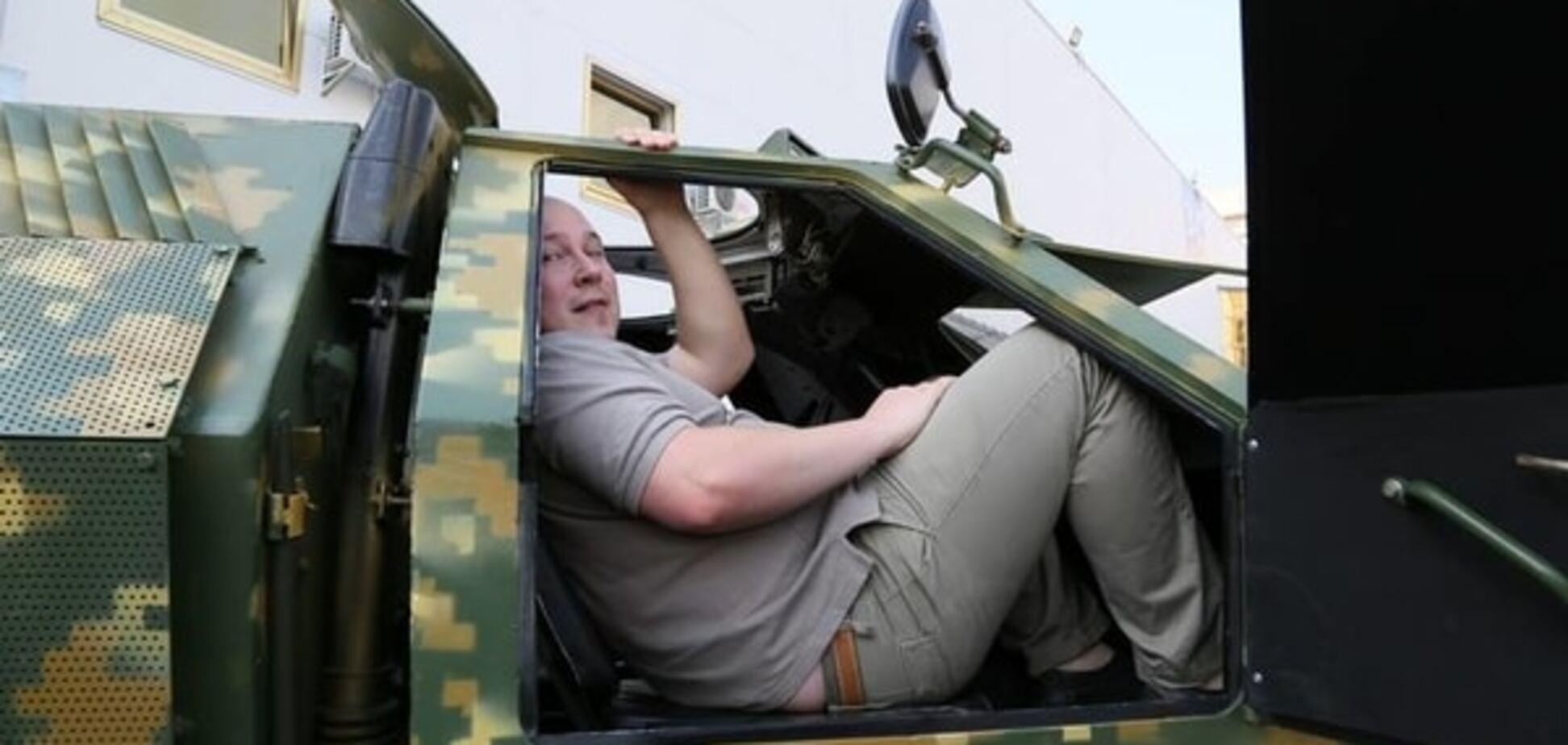 В соцсетях высмеяли украинский 'черепахомобиль для карликов 'Овод': фото новинки