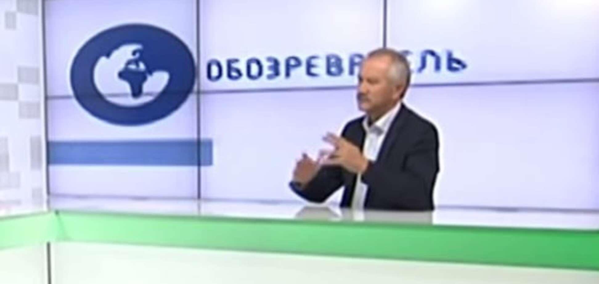 Пинзеник объяснил, почему в Украине такая девальвация гривни