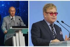 Путин позвонил Элтону Джону и сделал ему предложение