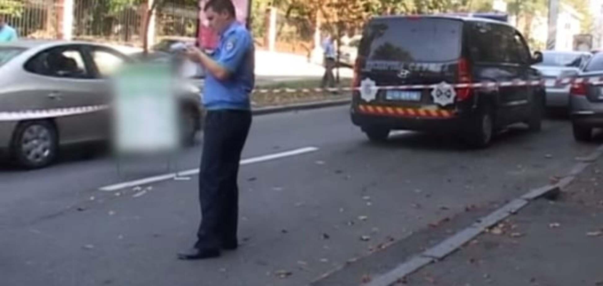 Стало відомо подробиці стрілянини в центрі Києва